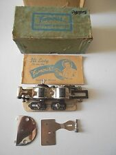 Vintage Famous Buttonholer Worker Model 22 With Manual #4