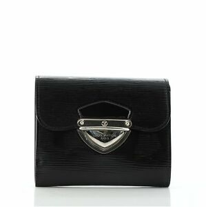 Louis Vuitton Joey Wallet Electric Epi Leather