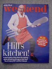 Weekend Magazine: Harry Hill, Sarah Jessica Parker, Boy George, Fred Sirieix