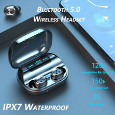 F9 BT5.0 Headset TWS Wireless Earphone Mini In-Ear Earbud Stereo Sport Headphone