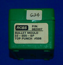 RCBS 2-Cavity Mold-(22-055-SP)-In Box