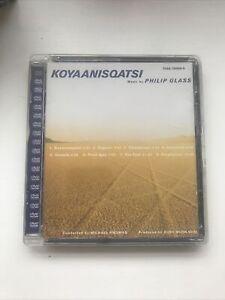 Philip Glass - Koyaanisqatsi [DVD Audio] (2002)