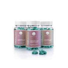HAIRWORTHY - CHEWABLE FAST Acting Hair Growth Vitamins Hair, Skin and Nails.