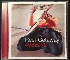 Reef. Getaway. 11 Track CD album. Sony Records. 2000.
