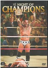 WWE: Night of Champions 2012 (DVD, 2012) {2364}