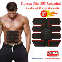 Abs Stimulator Abdominal Muscle Training Toning Belt EMS trainer Ab Fitness Belt