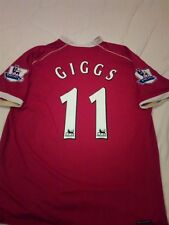maillot foot jersey Manchester united Giggs