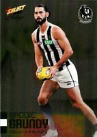 ✺New✺ 2020 COLLINGWOOD MAGPIES AFL Card BRODIE GRUNDY Footy Stars Prestige