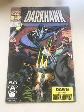 Darkhawk #1 (Mar 1991, Marvel)