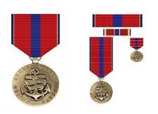 Regulation Us Naval Reserve Medal Pin Mini Lapel Hat Pin Up Us Navy Vet Usnr