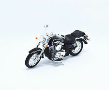 1:18 Welly 02 Kawasaki VULCAN 1500 CLASSIC Motorcycle Bike Model Black