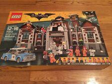 New The LEGO Batman Movie - Arkham Asylum 70912! Fast Free Shipping