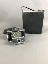 Polaroid 100 Land Camera With Case Manual Flash