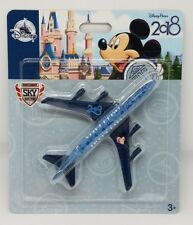 Disney Parks 2018 Matchbox Air Plane Sky Busters Mickey Mouse Die Cast - NEW