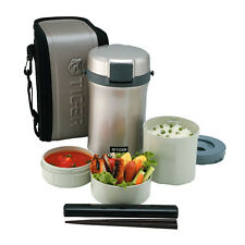 Tiger Stainless Steel Insulated Thermal Food Jar Thermos Lunch Box LWU-B170