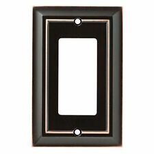 W10244-Ob Oil Rubbed Bronze Architect Single Gfci Outlet Cover Plate