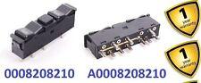 MERCEDES BENZ 380 SE C L 81-85 Avant Gauche N/S ELECTRIC WINDOW SWITCH 0008208210