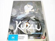 "KURAU PHANTOM MEMORY COLLECTION, ANIME, 4 DVDS, R4 ""NEW AND SEALED"" AUZ SELLER"