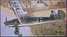 Heller 1/72 Focke Wulf Fw 56 Stosser - 1993 #80238