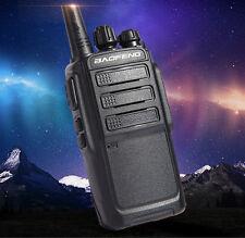 New Baofeng GS3.0 16 CH 8W UHF 403-470MHz Walkie Talkie Two-way Radio Interphone