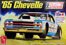 1965 Chevrolet Chevelle Modified Stocker 1:25 AMT Model Kit Bausatz AMT1177