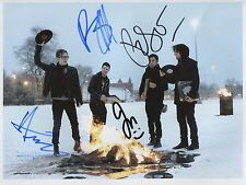 Fall out Boy Signed Photo 1st Generation Print Ltd 150 Certificate 3