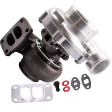 T70 .70 A/R T3 V Band Flange Oil Universal turbo turbocharger 500HP Brand New