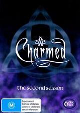 CHARMED - SECOND SEASON 2 - BRAND NEW & SEALED 6-DISC DVD (ALYSSA MILANO) REG.4
