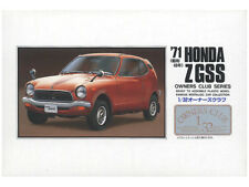 NEW ARII 1971 HONDA Z GSS 1/32 Scale PLASTIC MODEL KIT OWNERS CLUB SERIES