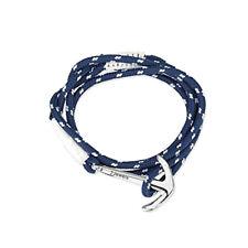 Bracciale uomo gioielli 2Jewels Ancora in corda blu 231895 2Jewels Sailor