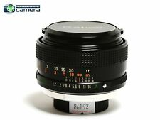 Canon FD 55mm F/1.2 S.S.C Lens Converted to M42 Mount