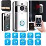 Smart Wireless WiFi Doorbell 720P Camera IR Video Intercom Home Security APP lot