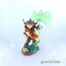 Skylanders Trap Team BUSHWHACK TRAP MASTER (Life) Comp with Superchargers