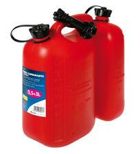 Tanica carburante a 2 comparti - 5 5 3 L Lampa