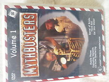 MYTHBUSTERS VOLUME 1 CD-ROM SHATTERING,EXPLODING IMPLANTS  E R4