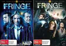 Fringe Series : Season 4 & 5 : NEW DVD
