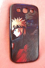 USA Seller Samsung Galaxy S3 III  Anime Phone case Cover cool Naruto Uzumaki