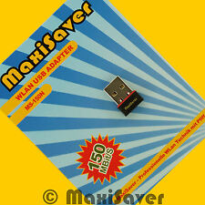 WLAN WiFi USB Stick Adapter for Raspberry Pi - 54 150 Mbit/s IEEE802. 11b/g/n