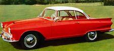 1960 Auto Union DKW 1000SP Coupe Factory Photo J078