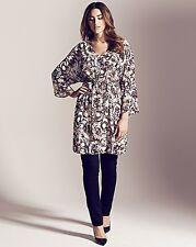 Project D London Empire Belted Kaftan Tunic Ladies UK Size 18 rrp £80 Box30 15 D