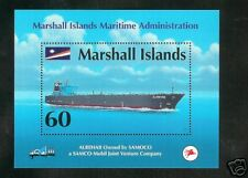 Marshall Islands # 710 S/S Maritime Administration MNH-VF