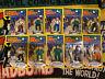1990 Disney Playmates Dick Tracy 10 Figure Lot MOC UNPUNCHED SHOULDERS MUMBLES