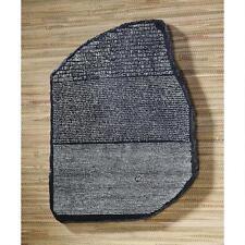 Rosetta Stone Egyptian Stele Sculpture British Museum Replica Reproduction