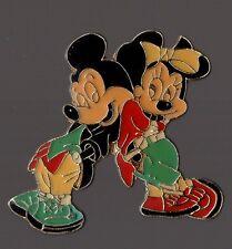 Pin's disney / Mickey et Minnie