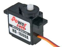 Power HD Analog Micro Servo # HD-1600A
