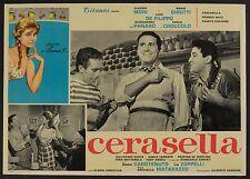 FOTOBUSTA 11, CERASELLA, MARIO GIROTTI-TERENCE HILL, A.PANARO, C.MORI, MATARAZZO