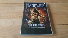Manowear - Fire and Blood - Musik DVD