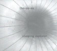 Tho-So-AA  Sleeping Explorer  Digipak  2CD 2014  Tesco Organisation  Germany