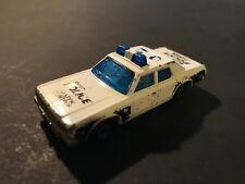 Matchbox Superking Plymouth Gran Fury Police Car   1979