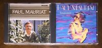 2xCD Paul Mauriat Penelope Transparence Philips W Germany full silver 01 matrix